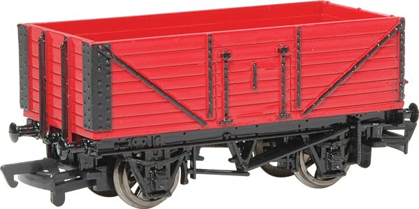 Bachmann 77037 Open Red Wagon