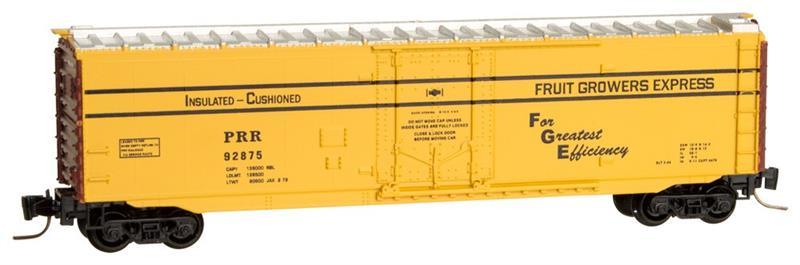 Micro-Trains 50700502 50' Plug Door Box Car Pennsylvania RR