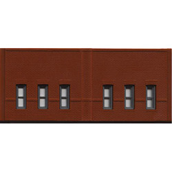 Woodland Scenics/DPM Buildings 60103 Street Level Windows Kit